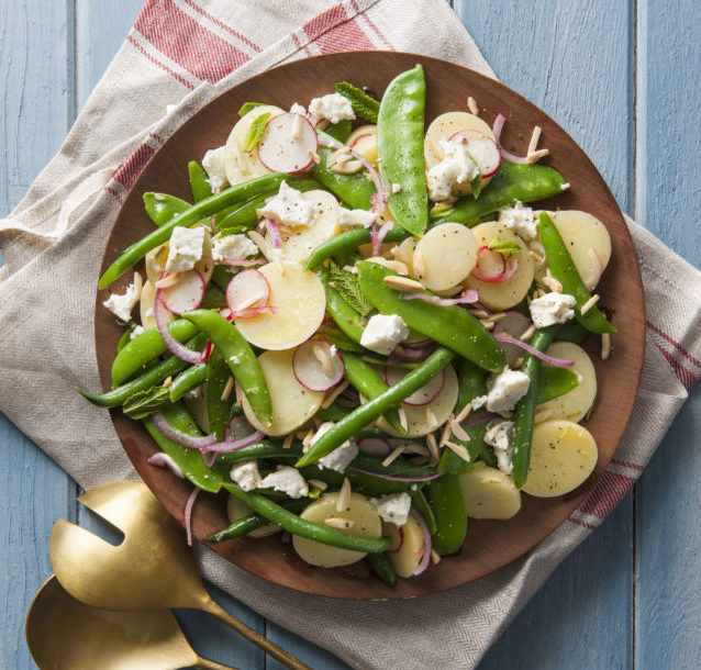 Spud Lite Potato & Spring Green Salad