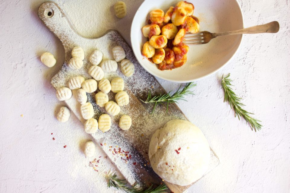 How to make the perfect gnocchi with Spud Lite