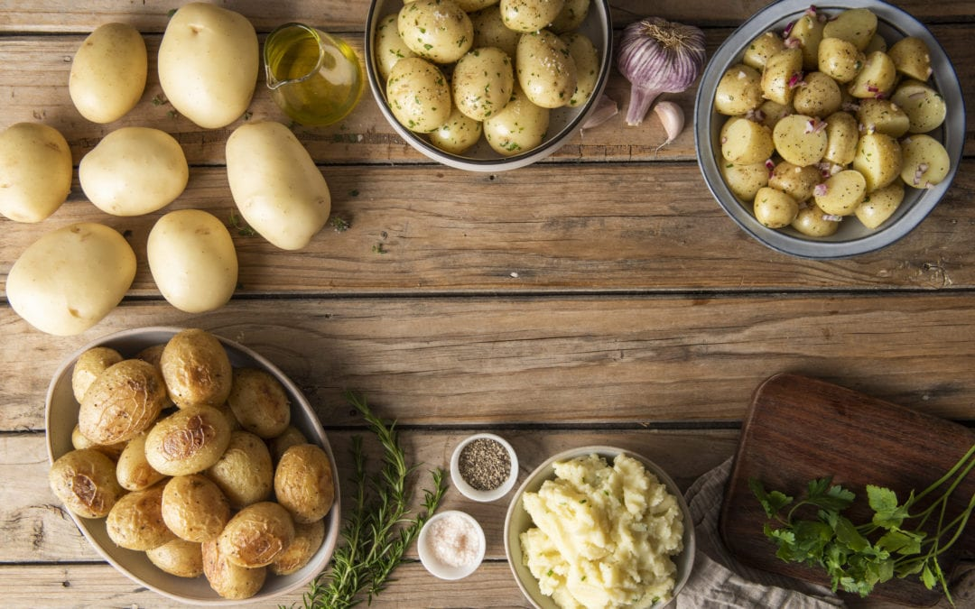 5 Health Benefits of Potatoes